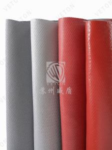 China Fiberglass Steel wire Fabric with Silicon Coated on sale