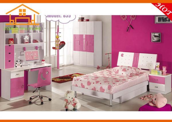 princess kids bedroom Kids Children Cartoon Bedroom ...