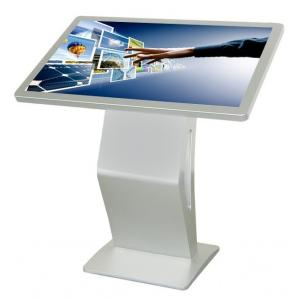China Interactive Information Kiosk Touch Screen Digital Signage 42 Inch on sale