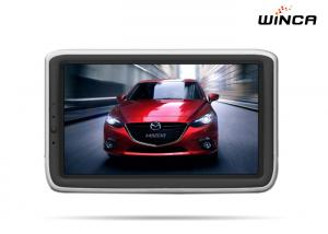 China Mazda 3 2014 Mazda Navigation System , Bluetooth / DVD Mazda Head Unit on sale