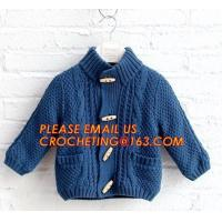 New arrival british style warm childrens coat thick boys sweater, Fashionable Winter Coats Woolen Sweater Designs For Ki