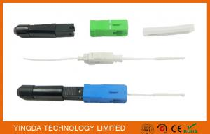 China Durable Field Installable Connector SC UPC APC SM SX For FTTH LAN ODF on sale