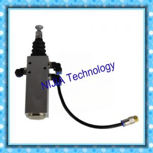 China 3D Operator cabin Control Air Dump Valve 3 Way Pressure Reset For Autotruck on sale