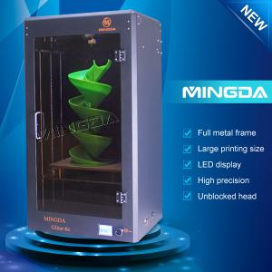 China 3D printer industrial machine, large size destop dental model 3d Printer, best 3d printer fdm/sla 3d printing on sale