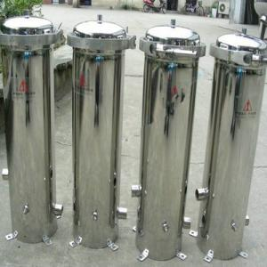 China RO Membrane Housing For Electronics / Power System / Metallurgical Industry on sale