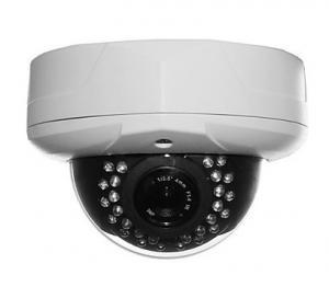 China Office / Home 2.8-12mm Varifocal Lens  Vandal Proof Dome Camera on sale