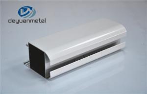 China Windows And Doors Powder Coating Aluminium Mill Finished White on sale
