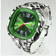 China Multi Color Silicone Jelly Watch , Japan Movt Jelly Band Watches on sale