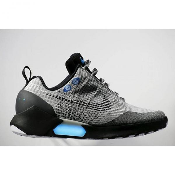 Nike HyperAdapt 1.0 MT2 Led Light Sports Shoes White Black Grey Size  40-44(40.5 fc14abdbb