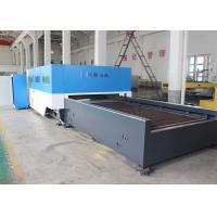 CNC Fiber Laser Cutting Machine With Trumpf IPG Power