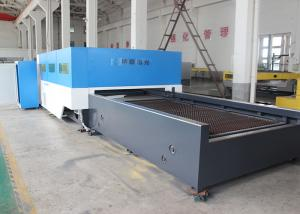 China CNC Fiber Laser Cutting Machine With  IPG Power on sale