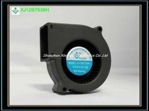 China XJ7530 blower 12V dc fan on sale