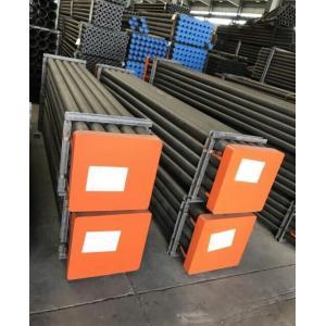China NW Casing Steel Drill Rod drill pipe 1.5m 3m Black Heat Treatment International Standard on sale