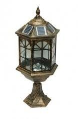 China LED / LVD 0.5w power source outdoor solar table lamps for family, villa 3.6V on sale