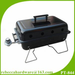 China High efficiency simple design balcony outdoor portable gas grill on sale