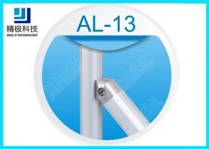 China AL-13 Aluminum Tubing Joints / Connectors Claw 45 Degrees Within Joints Die - casting on sale