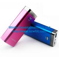 5000mAh portable power bank , China power bank manufacturer