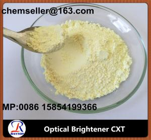 China washing powder and soap industry  chemical 100% Pure fluorescent Brightener CXT CI.71 OBA 71 CAS  NO 16090-02-1 on sale