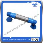 NPT Standard Male Thread of Stainless steel Hose / Metal hose / Water Hose