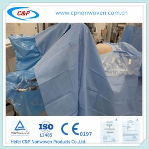 Quality Good Quality TUR urology surgical drape for sale