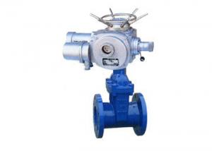 China DN 800mm Resilient Seated Gate Valve , Cast Iron Wedge Gate Valve on sale