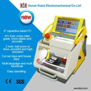 China Portable Sec-E9 Automatic Key Copy Machine High Security Locksmith Tools on sale