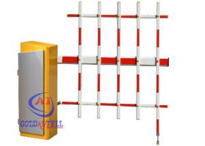 China Vehicle Access Control Parking Barrier Gate , Road Safety Car Barrier With RFID System on sale