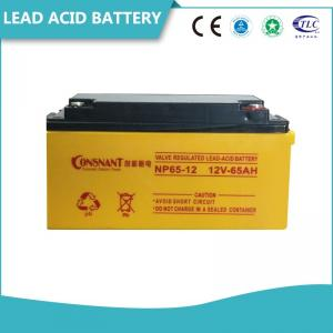 China Customized UPS Accessories 6V & 12V Valve Regulated Lead Acid Battery Non - Spillable on sale