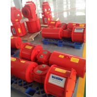 Scotch Yoke Pneumatic Gate Valve Actuator / Air Operated Actuator For Fail Safe Valves