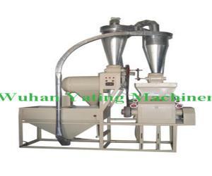China Professional Flour Mill Machine Corn Flour Processing Machine Easy Operation on sale