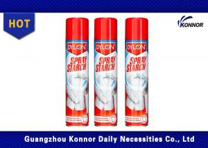 China La vente en gros de ménage préparent l'amidon plus facile repassant de jet de fer d'aérosol on sale