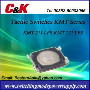China C&K KMT221 LFS Tactile Switches on sale