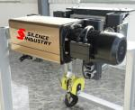 High Speed Electric Low Headroom Hoist 5 Ton Low Effort To Lift Maximum Load