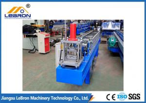 China 380V 50Hz Galvanized Steel Shutter Door Forming Machine Customizable 0.6-1.2mm Thickness Metal on sale