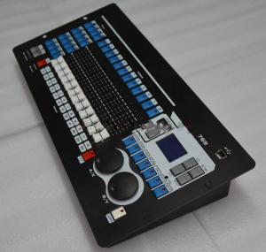 China Lighting Effects Control DMX LED Light Controller , DMX 768 24 Channel Dmx Controller on sale