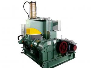 China High Dispersion Kneader Machine , Rubber Banbury Mixer No Leakage 55KW on sale