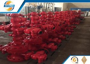 China API 6A Xmas Wellhead Christmas Tree Wellhead Equipment For Oilfield on sale