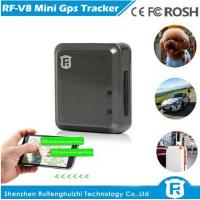 China Long distance accurate vehicle tracker manual gps car tracker reachfar rf-v8 on sale