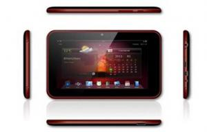 China Multi-Language 7 Inch Google Android Tablet PC With 3000mA/h Battery, 3D Game, HDMI on sale