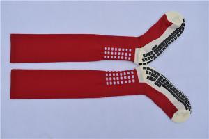 China soccer socks non slip soccer socks knee high soccer socks on sale