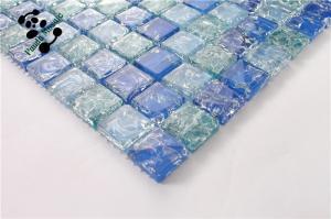 Ice Ed Broken Gl Mosaic Tile