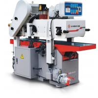 Attached Flat Knife Shaft Double Side Planer Machine Centralized Lubrication System