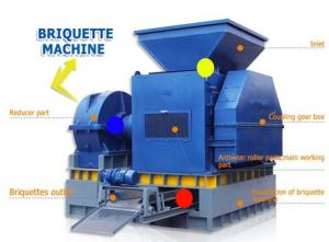 China Quicklime Briquetting Machine/32Quicklime Briquette Machine /Quick Lime Dry Powder Briquetting Machine on sale