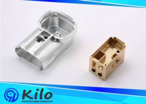China Silk Screen Printing Rapid Prototyping Services For 5 Axis Stainless Steel Metal Parts on sale