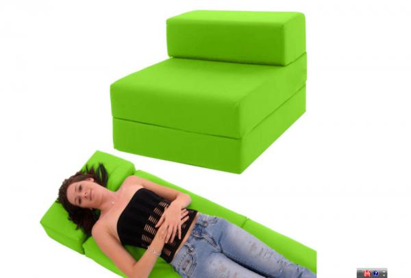 Memory Foam Sofa Bed 190 90 5cm