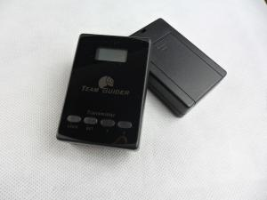 China L8 Handheld Audio Guide Device / Tour Guide Transmitter For Tourist Reception on sale