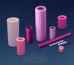 China High Temperature resistance ceramic tubes,Textile ceramic tube guides,Alumina Ceramic  tubes on sale