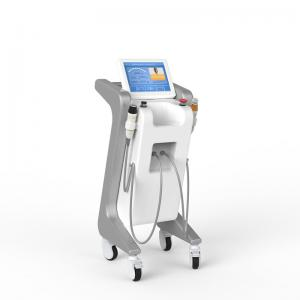 China Automatic microneedle system skin rebirth acne removal shrink pores Fractional Microneedle rf machine on sale