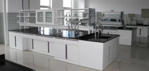 China Stainless Steel Lab Tables Work Benches Anti Corrosive Worktop Customized Size on sale