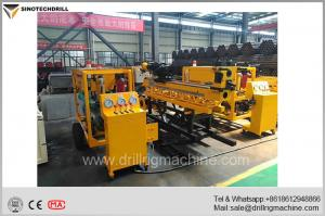 China Multi-purpose Hydraulic Underground Core Drill Rig 700m Depth with BQ Rod on sale